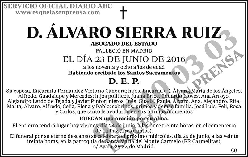 Álvaro Sierra Ruiz